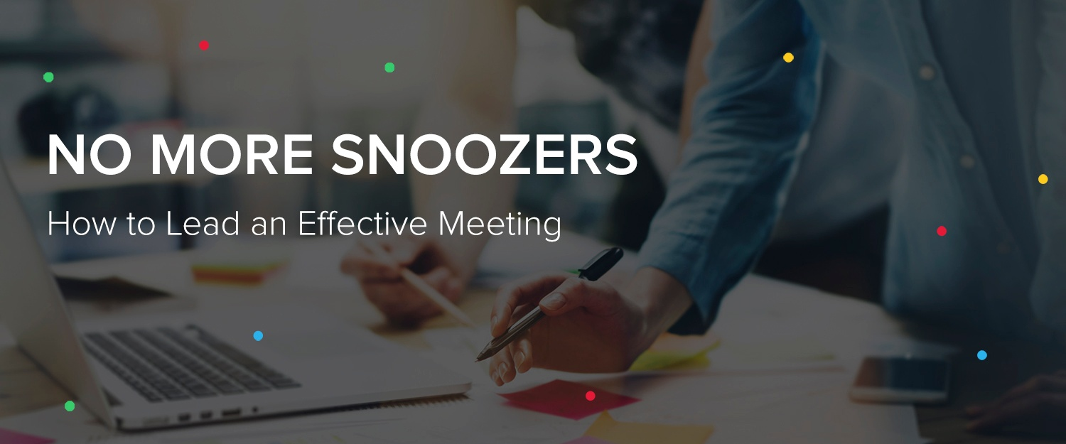 How to Lead an Effective Meeting